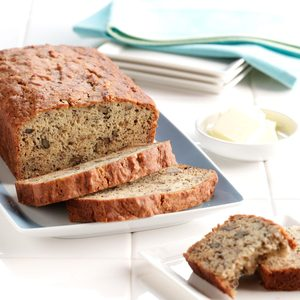 Walnut Banana Bread