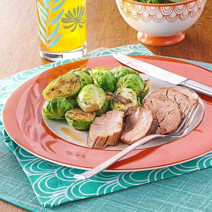 Walsh Family Grilled Pork Tenderloins