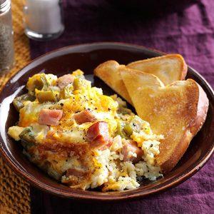 Western Omelet Casserole