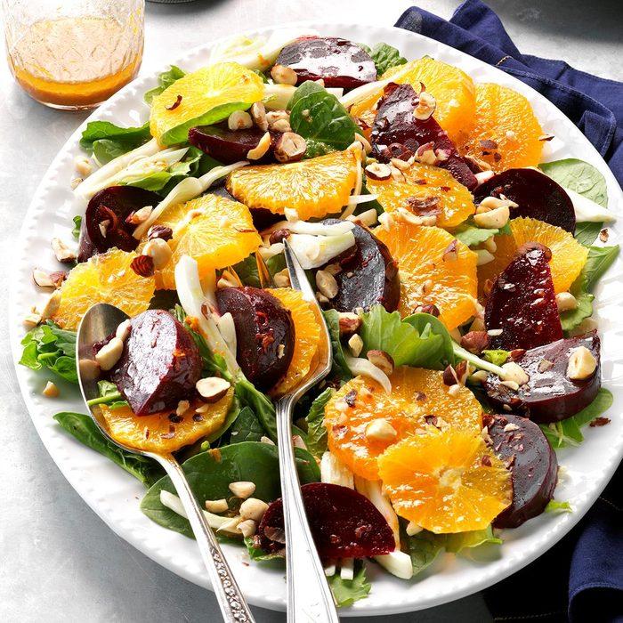 Friday: Winter Beet Salad