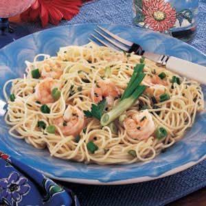 Best Shrimp Scampi