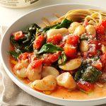 Tomato & Garlic Butter Bean Dinner