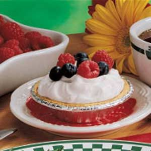 Yogurt Berry Pies