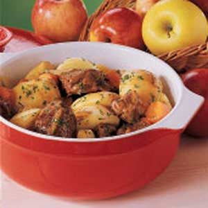 Apple Beef Stew