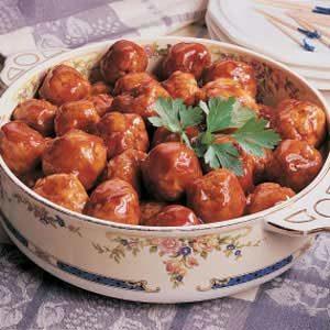 Flavorful Sausage Balls