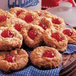 Cherry Almond Chews