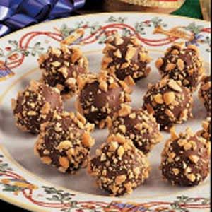 Maple Peanut Delights