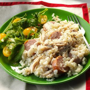 South Carolina Chicken & Rice