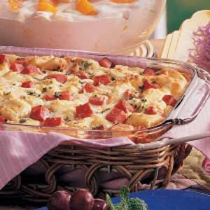 Ham and Swiss Strata