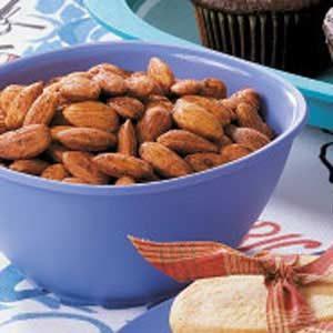 Savory Spiced Almonds
