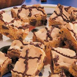 Chocolate Chip Cake Bars