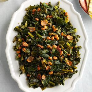 Collard Greens & Beans