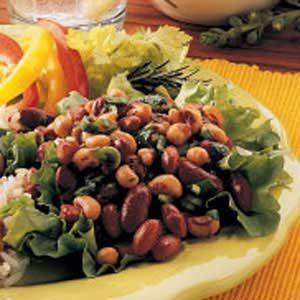 Tex-Mex Bean Salad