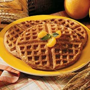 Wheat Waffles