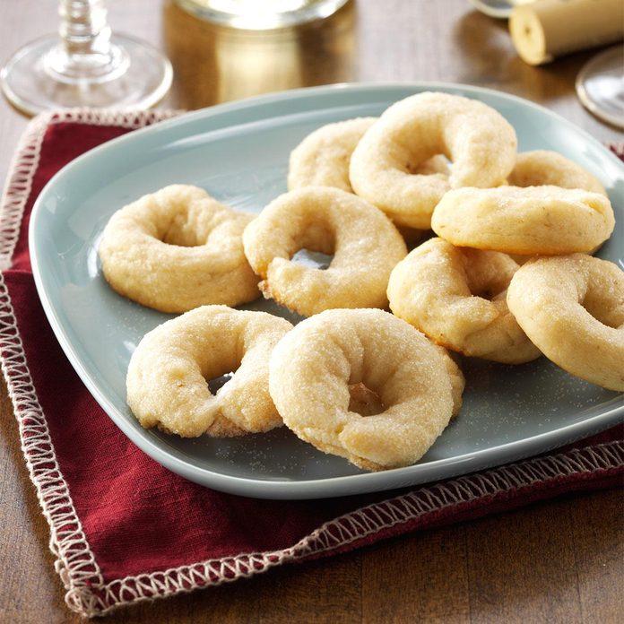 Anise & Wine Cookies