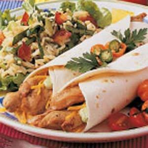 Fantastic Chicken Fajitas