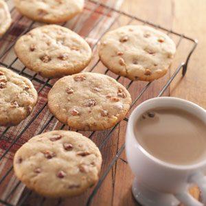 Date Nut Icebox Cookies