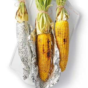 Garlic Corn on the Cob