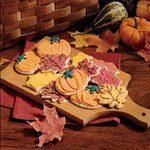 Harvest Sugar Cookies