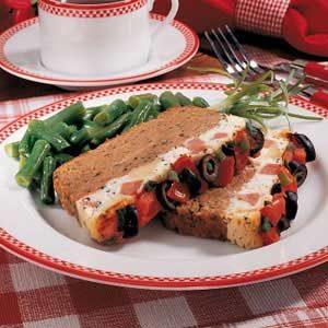 Lasagna Loaf