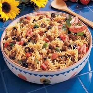 Sombrero Pasta Salad