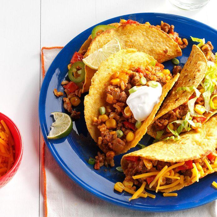 Day 14: Texas Tacos