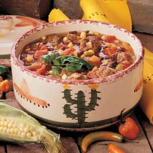 South of the Border Soup