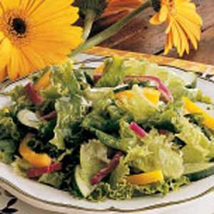 Quick French Salad Dressing
