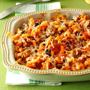 Pepperoni Macaroni
