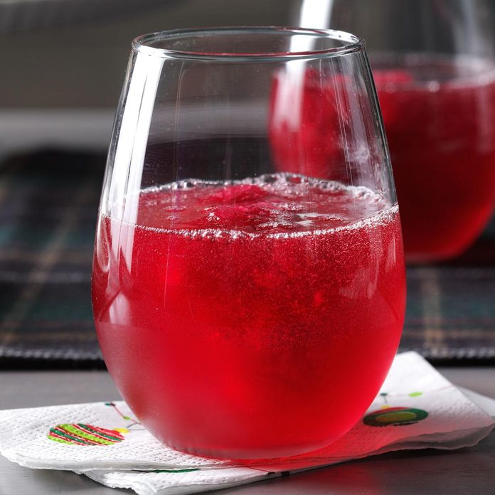 Blackberry Brandy Slush