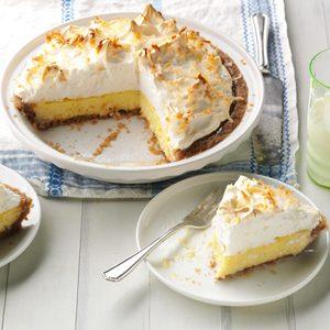Irresistible Coconut Cream Pie