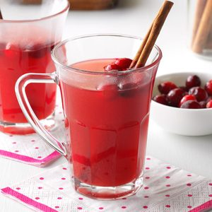 Slow-Cooker Christmas Punch
