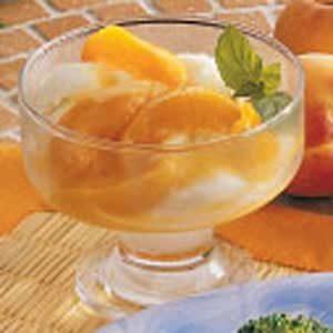 Apricot Sundaes
