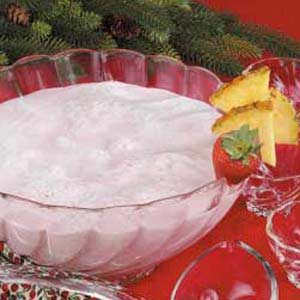 Fruity Cranberry Punch