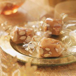 Almond Peanut Butter Squares