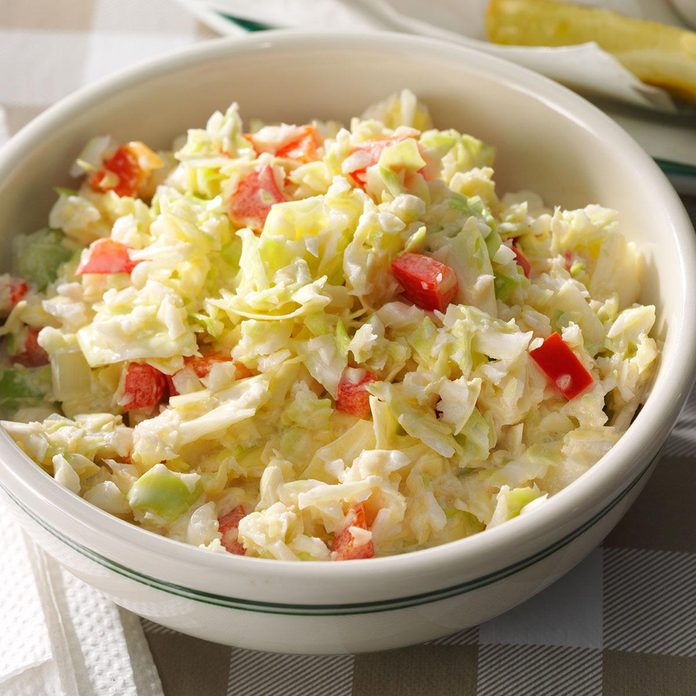 Inspired by: Bob Evans' Signature Coleslaw