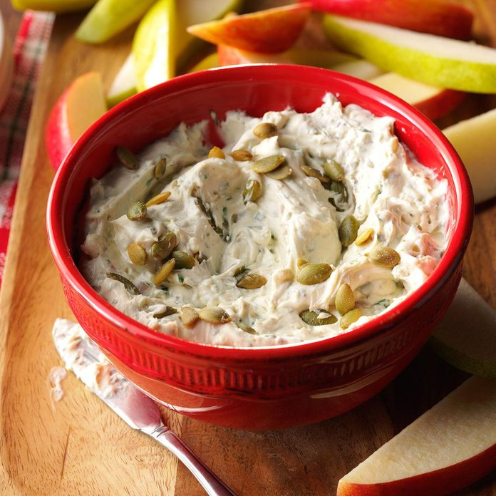 Brandied Blue Cheese Spread