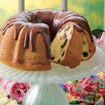Chocolate Chip Pound Cake