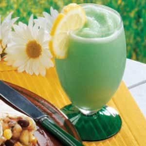 Lime Sherbet Slush
