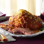 Brown Sugar Pineapple Ham