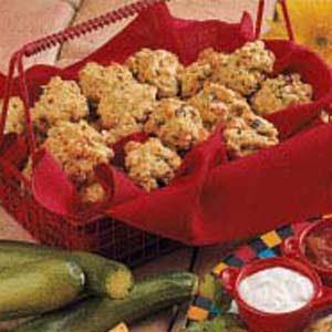 Zucchini Granola Cookies