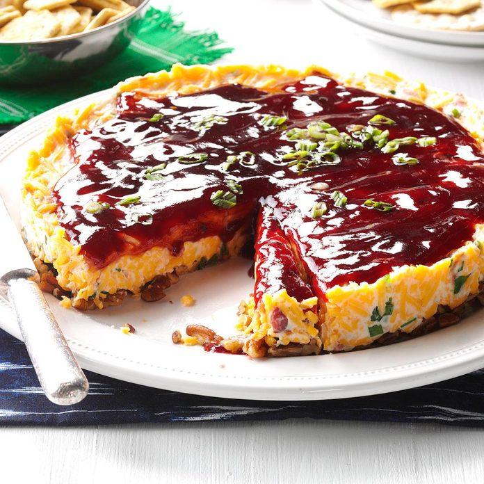 Sweet & Savory Cheese Pie