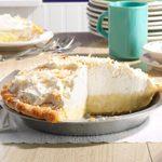 Dar's Coconut Cream Pie