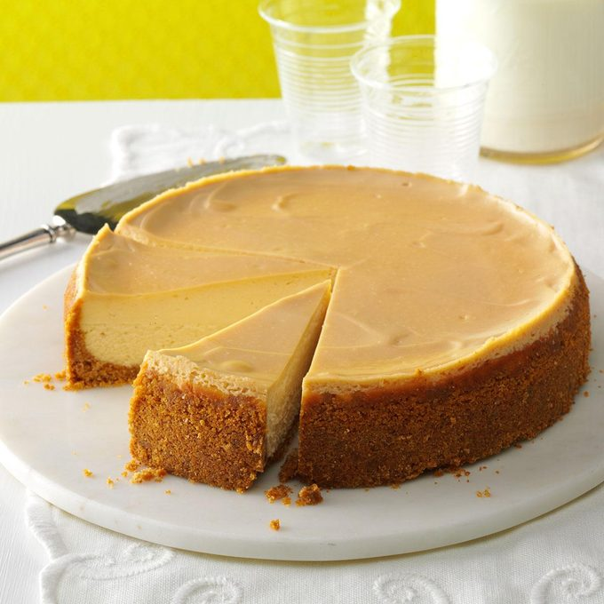Hoka Cheesecake