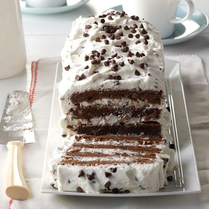 Indiana: Brownie Torte