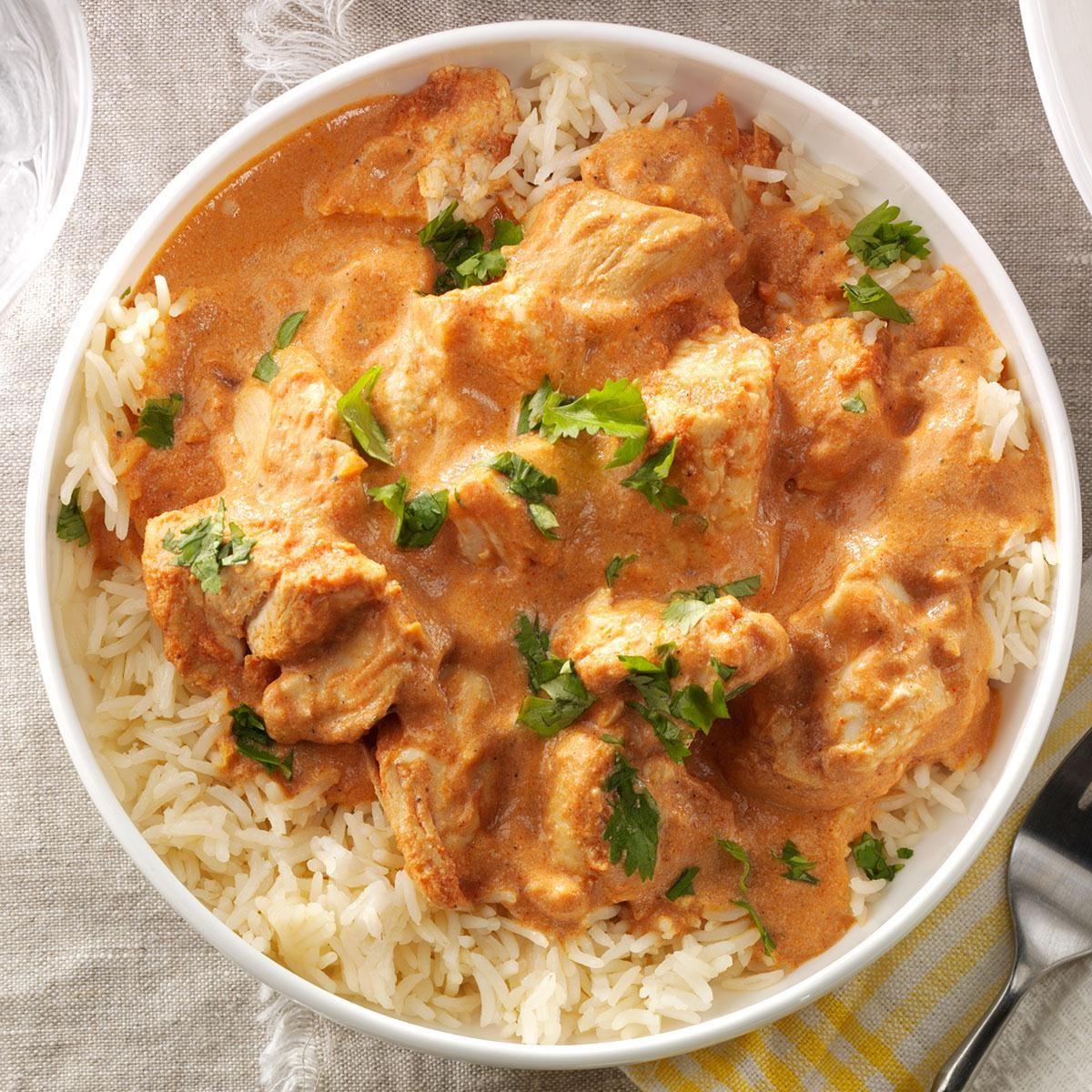 Sunday: Chicken Tikka Masala