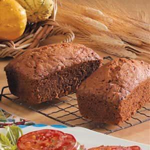 Mini Zucchini Bread