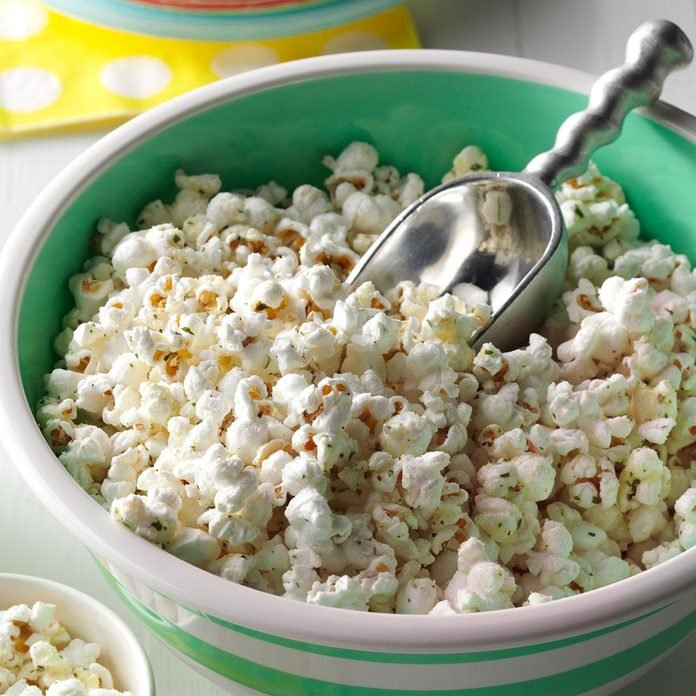Parmesan Ranch Popcorn