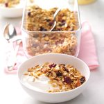 Get-Up-and-Go Granola