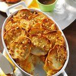 Orange Marmalade Breakfast Bake